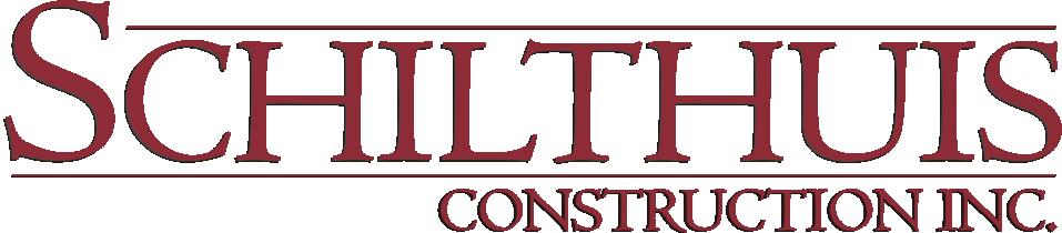 Schilthuis Construction Inc. logo.