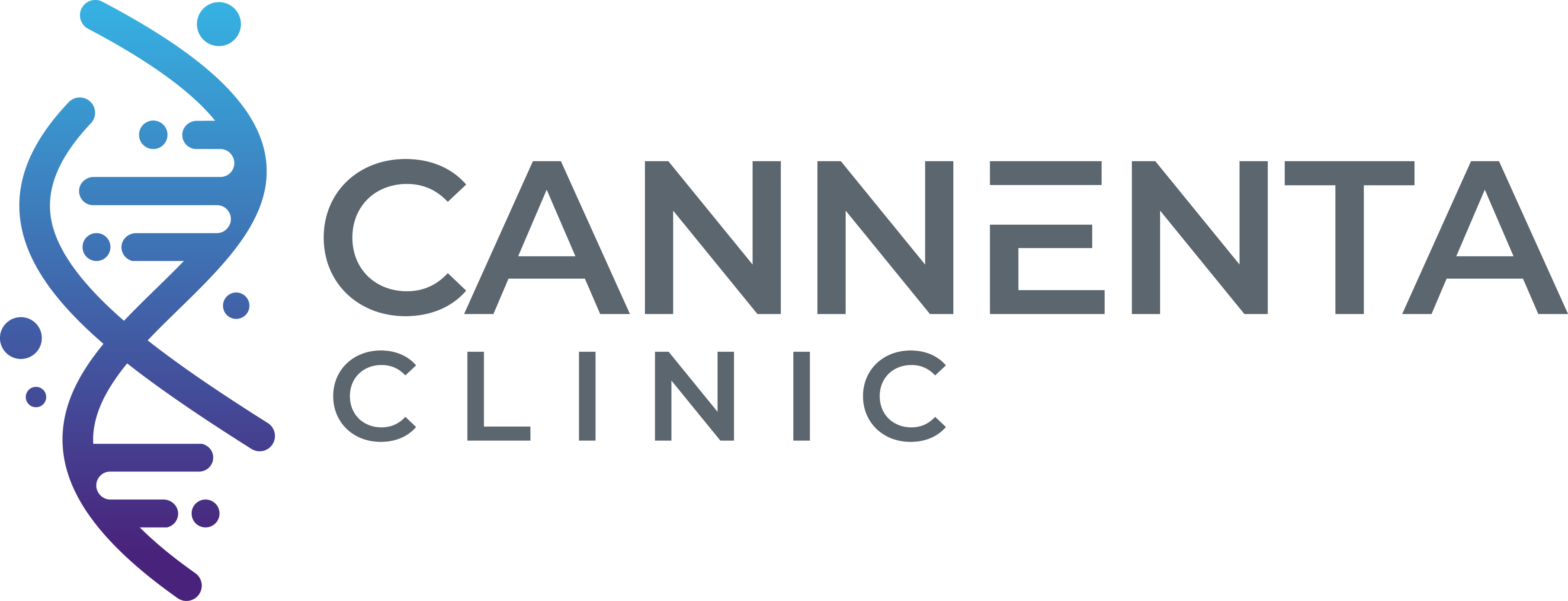 Cannenta Clinic logo, part of the Ausabis group.