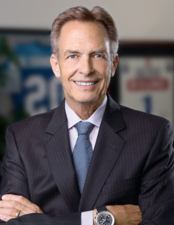 Larry Scheffler, Co-CEO for Planet 13